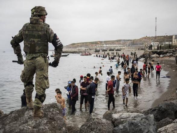 Испания вернула в Марокко 6,5 тысяч мигрантов