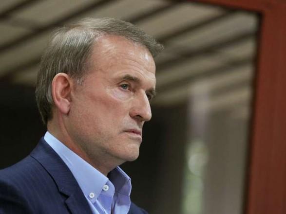 В СБУ заявили, что пленки с разговорами Медведчука изучают эксперты