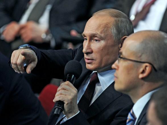 В Кремле заявили, какую тему Путин может обсуждать с Зеленским в контексте оккупированного Крыма