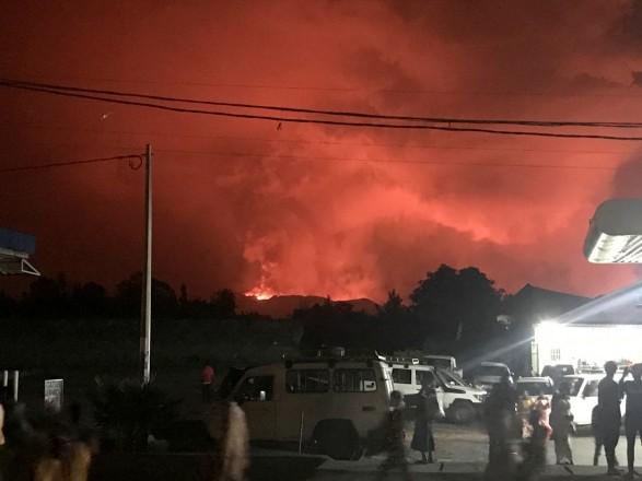 Извержение вулкана Ньирагонго: не менее 5 человек погибли в результате ДТП при эвакуации