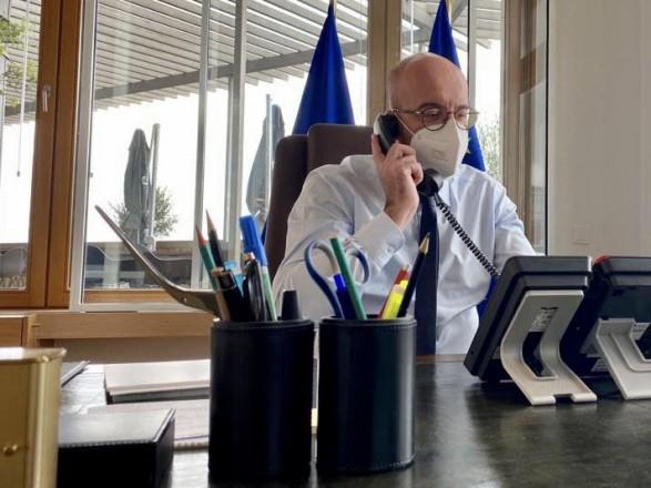 Президент Европейского Совета позвонил отцу задержанного Романа Протасевича