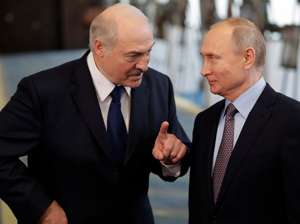 Лукашенко и Путин обсудят возможную передачу девушки Протасевича России
