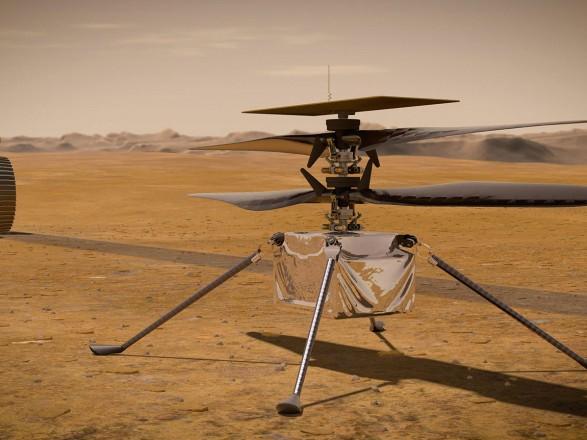 В NASA рассказали подробности шестого полета вертолета Ingenuity на Марсе
