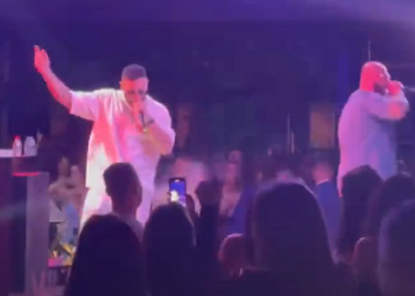 Джиган таки выступил в Одессе, несмотря на скандал: в сети появились видео