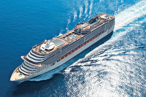 Испания с 7 июня позволит круизным лайнерам заходить в свои порты