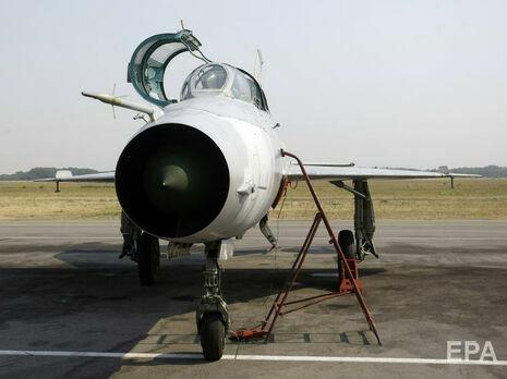 В Ливии разбился истребитель: погиб генерал