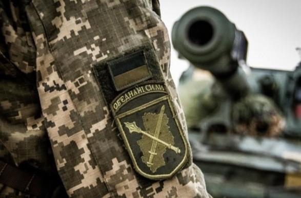 "ООС: боевики 4 раза нарушали ""режим тишины"""