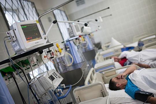 Лишили финансирования: в Николаеве закрывают единственную в области инфекционную больницу