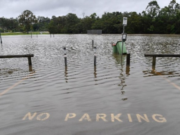 В результате наводнения в Новой Зеландии эвакуировали сотни жителей