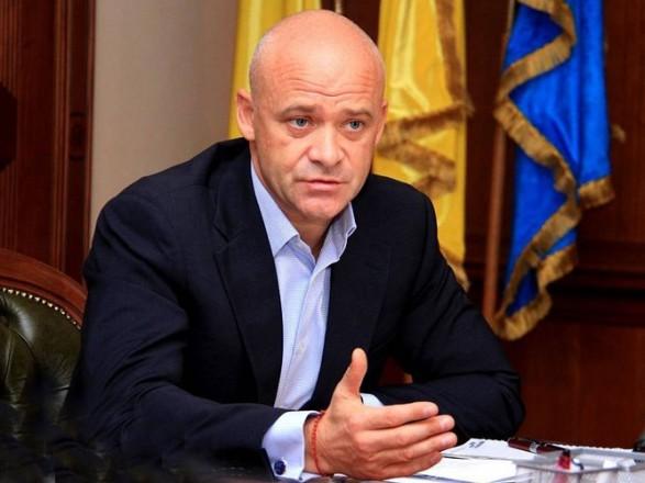 Мэр Одессы Труханов провалил каждое четвертое обещание
