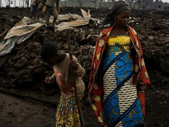 В Конго боевики напали на поселки и убили 50 мирных жителей