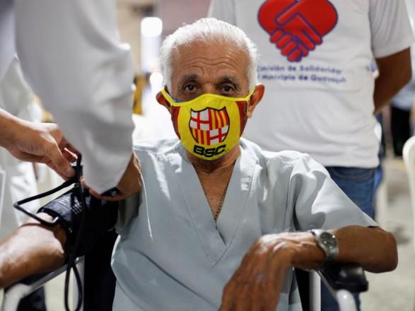 Эквадор начал 100-дневную вакцинацию жителей