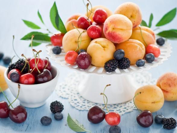 Значительных потери не будет: агрометеоролог дала прогноз на урожай абрикосов, вишен и черешен