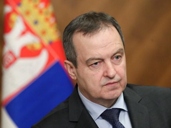 Спикер парламента Сербии заявил, что Белград никогда не введет санкции против РФ и поблагодарил Москве