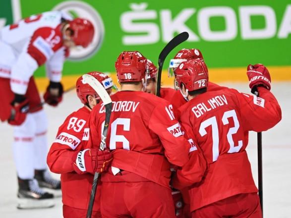 На ЧМ по хоккею в Латвии начали пускать зрителей: на матч между Россией и Беларусью - пришел один зритель