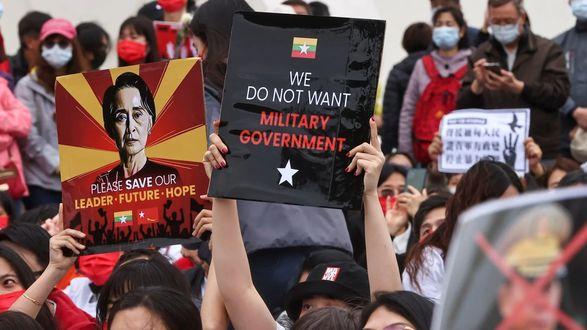 ЕС вводит новые санкции против хунты Мьянмы
