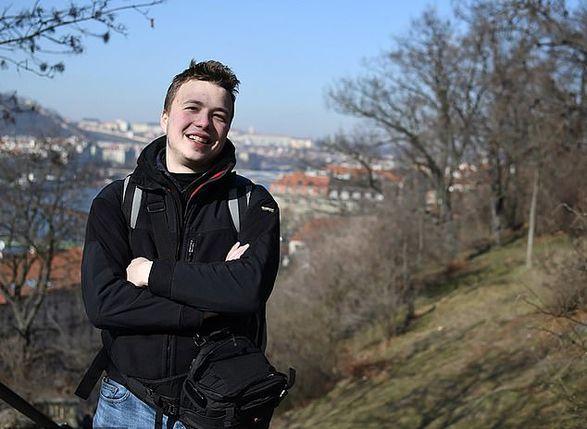 Белорусские и российские агенты преследовали Романа Протасевича во время его отпуска в Греции - СМИ