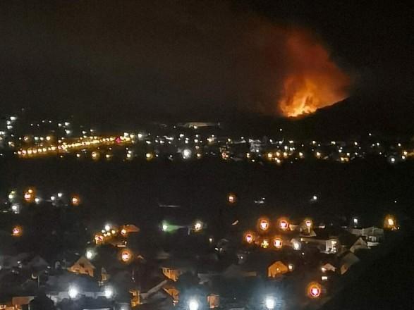 В Сербии произошли взрывы на складе военного завода