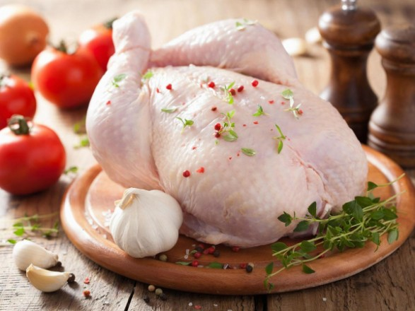 Украина нарастила экспорт курятины