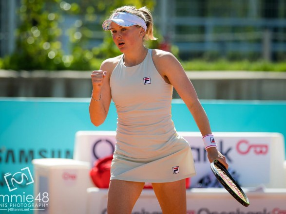 Теннис: украинка победила на старте турнира WTA в Ноттингеме