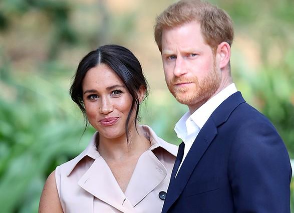 У Меган Маркл и принца Гарри родилась дочь. Ее назвали Лилибет