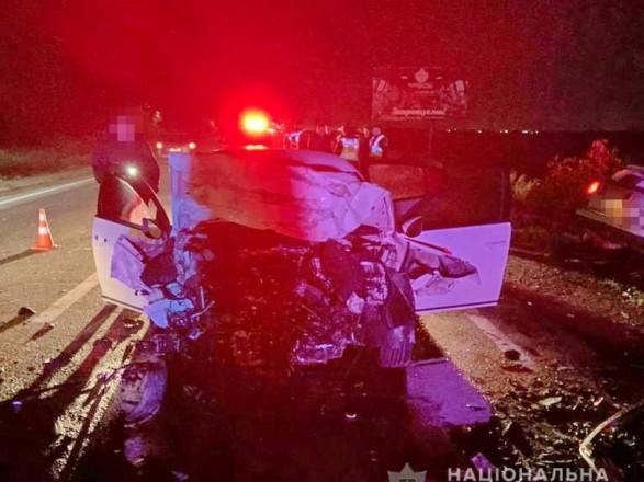 Смертельное ДТП на Закарпатье: двое мужчин погибли, женщина в реанимации