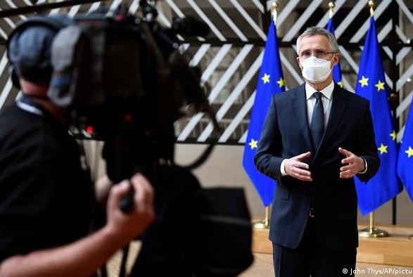 Генсек НАТО: мы готовы защищаться от угроз из Москвы и Минска