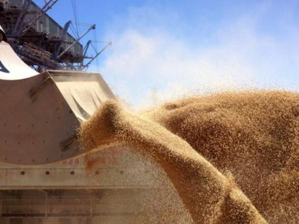 Экспорт украинского зерна в этом сезоне сократился на 22,7%