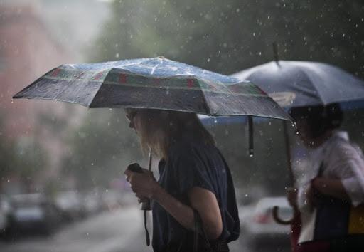 Грозовые дожди и до 25° тепла: прогноз погоды на сегодня