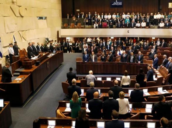 Парламент Израиля собирается проголосовать за утверждение нового правительства до 14 июня