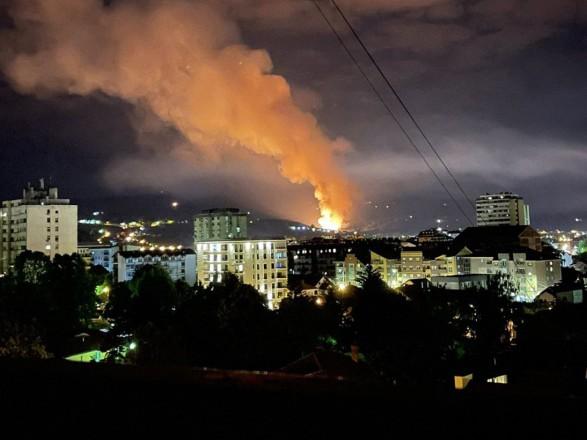 На военном складе в Сербии снова произошел взрыв - СМИ