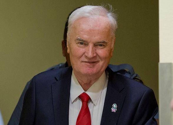 Суд в Гааге подтвердил пожизненный приговор экс-командиру боснийских сербов Ратко Младичу