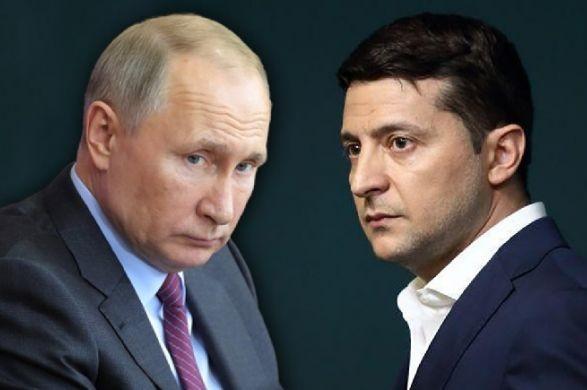 Путин заявил, что ему всегда есть о чем поговорить с Зеленским