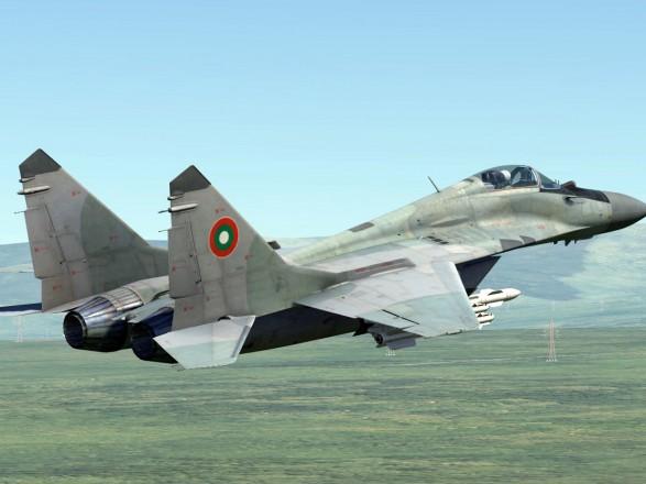 Истребитель МиГ-29 ВВС Болгарии упал в Черное море: судьба пилота неизвестна