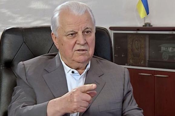 Кравчук призвал освободить из ОРДЛО тяжелобольных украинцев и обеспечить открытие КПВВ