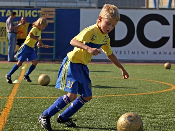 Футбольный Ренессанс в Харькове начнется с детской академии: Ярославский инвестирует 53 млн грн в 14 новых игровых полей