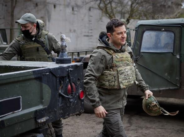 Меньше половины украинцев поддерживает усилия Зеленского, направленные на урегулирование ситуации на Донбассе - опрос