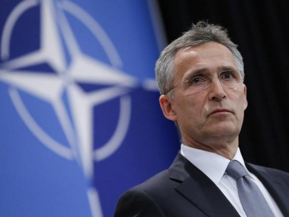 Генсек НАТО созвонился с Зеленским перед главным саммитом Альянса
