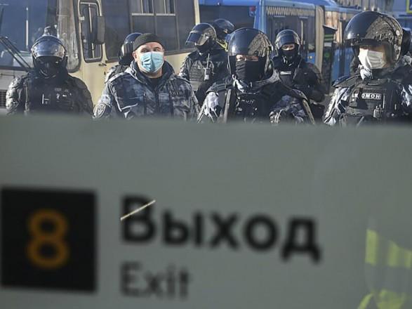 Бывшие сотрудники метрополитена Москвы, уволенные за поддержку Навального, подали более 40 исков