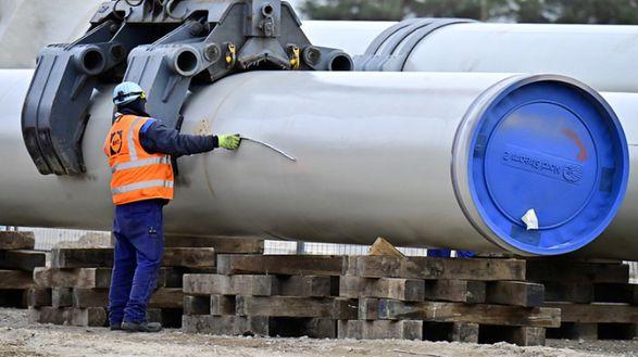 Северный Поток-2: работы по заполнению трубы газом начнутся 11 июня