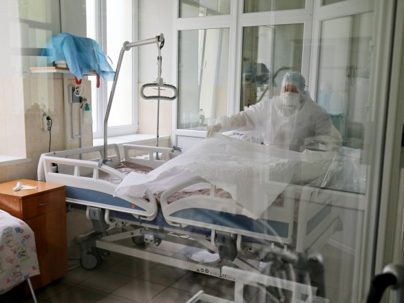 В Украине уже 2,219 млн случаев COVID-19, за сутки - 1 785