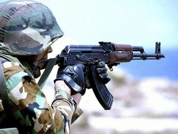 На границе Азербайджана и Армении военные устроили перестрелку
