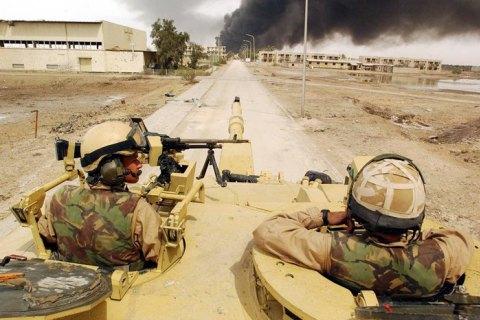 В Ираке обстреляли американские военные базы