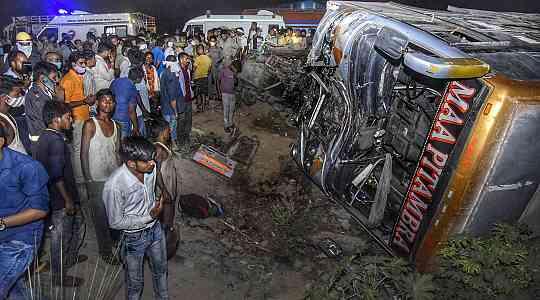 В Індії сталася смертельна ДТП: загинули щонайменше 17 осіб
