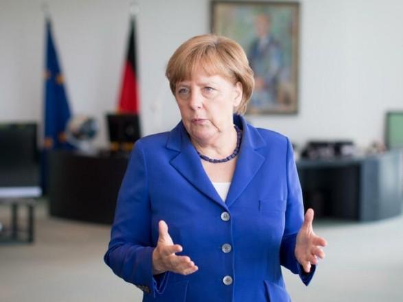 """Меркель лично поедет в США для решения вопроса """"Северного потока-2"""" - СМИ"""