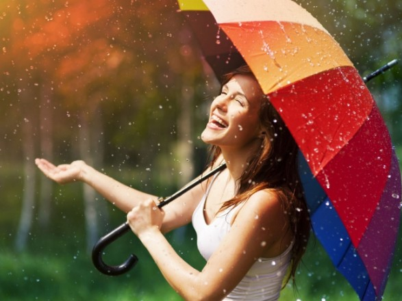 Дожди и до 26° тепла: прогноз погоды на сегодня