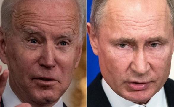 CNN: пресс-конференция Путина и Байдена после окончания саммита в Женеве может не состояться