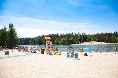 Столичные пляжи подготовили к летнему сезону