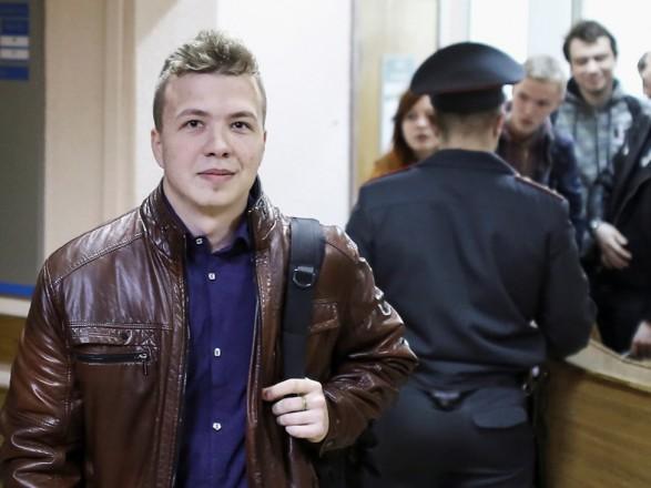 Протасевичу предъявили обвинения в организации массовых беспорядков и разжигании социальной вражды