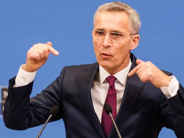 Столтенберг о членстве Украины в НАТО: мы не вернемся в эпоху сфер влияния